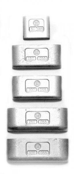 NKS250g Pb závaží nákladní samolepící pro ALU disk