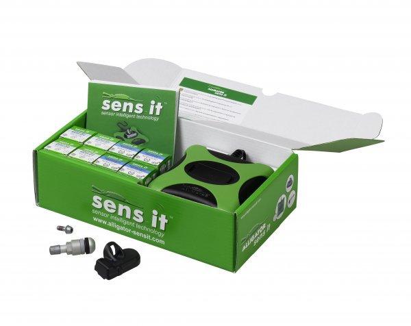 AL-07sens.it TMPS Mini-Starovací set 9ks pro montáž senzoru tlaku ALLIGATOR