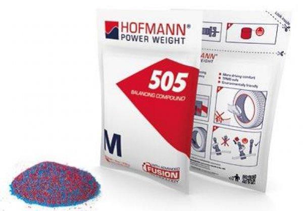 505-M 230g vyvažovací granulát pro nákladní,autobusové pneumatiky HOFMANN