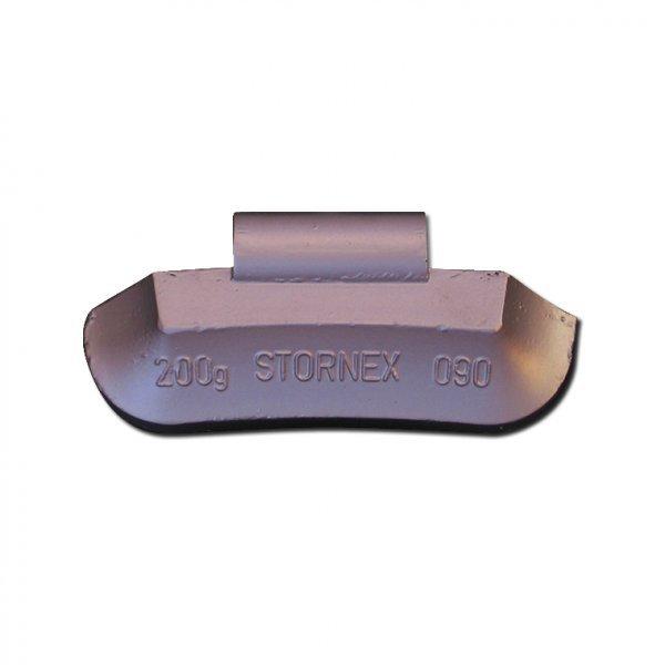 90STORNEX 200g Pb závaží nákladní dušový ocelvý disk vnitřní strana TATRA/LIAZ