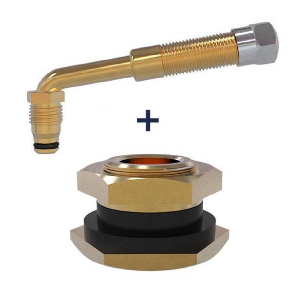 TRJ651-03 ventil bezdušový pro pneumatiky EM,stavební pr.20,5mm