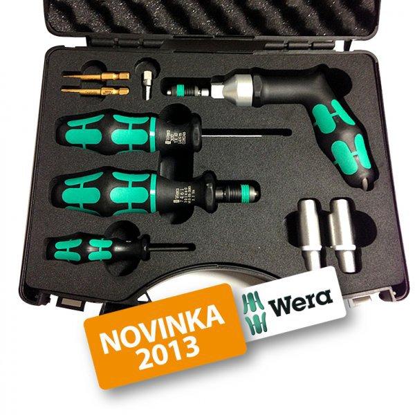 7443/61/9 Montážní sada pro ventily TPMS WERA-DE