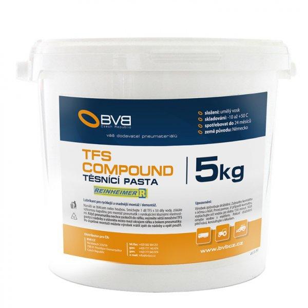 TFS COMPOUD 5kg těsnící pasta nákladní,agro,EM