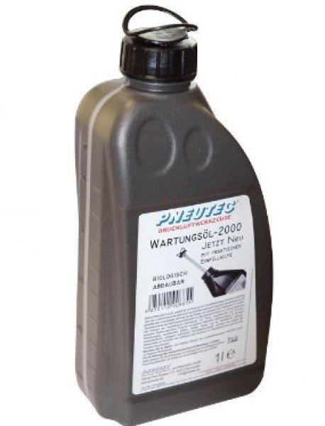 PNEUTEC olej pro vzduchové nářadí 1000ml