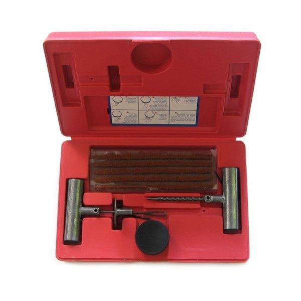 PRT opravná sada pro pneu  2ks nářadí,15ks knotů-200mm TRUCK/AGRO/STAVEBNÍ STROJE