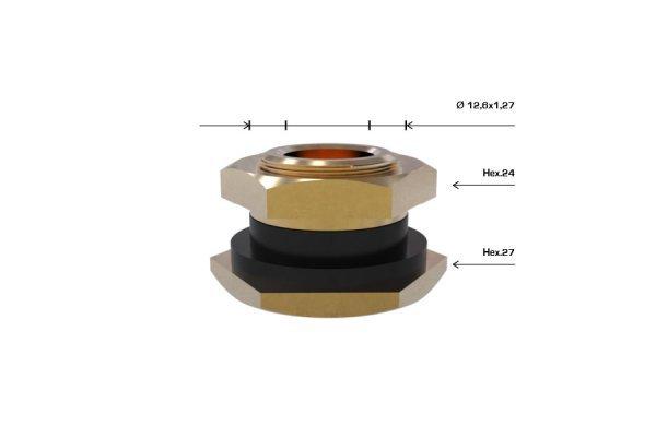 909-EM ventilová matice pr.20,5mm TRSP2